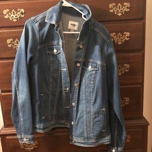 Old Navy Plus size jean jacket 1x
